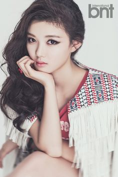 Kim Yoo Jung - bnt International July 2014