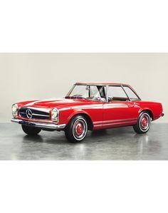 1966 MERCEDES 230 SL Coup