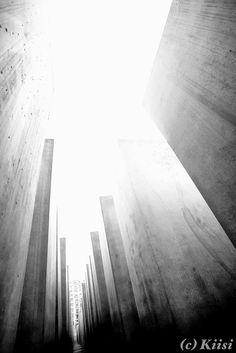 Holocaust Memorial Berlin Looking Up, Berlin, Memories, Memoirs, Souvenirs, Remember This