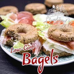 Low-Carb Bagels in 10 Sekunden