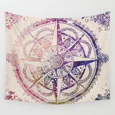 Buy Voyager II by Jenndalyn as a high quality Wall Tapestry. Worldwide shipping available at Society6.com. Just one of millions of products available.