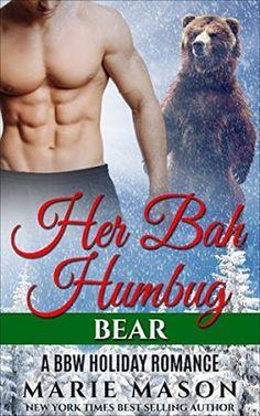 Bea Reviews Her Bah Humbug Bear by Marie Mason