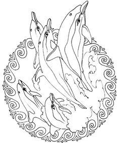 mandalas-de-animales-para-colorear-faciles.jpg (652×786)