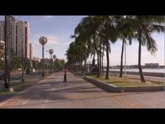 VIRTUAL WALK IN MANILA Filmed with the Panasonic AG AC 90 P with 3 axis Stabilisation. - YouTube