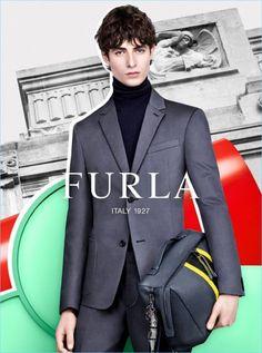 Oscar Kindelan Fall/Winter 2017 Furla Campaign