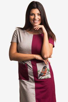 323939f18 Las 28 mejores imágenes de Vestidos lactancia