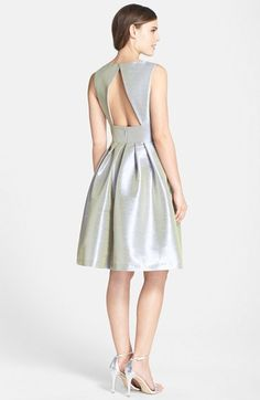 Alfred Sung Bow Back Dress