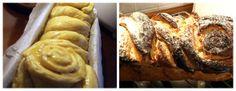 Cozonac pufos Treccia Russa Romanian Desserts, French Toast, Russia, Bread, Breakfast, Food, Easter, Morning Coffee, Brot