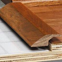 Artistic Finishes x x Red Oak Overlap Reducer Bruce Flooring, Wide Plank Flooring, Vinyl Flooring, Vinyl Tiles, Kitchen Flooring, Prefinished Hardwood, Hardwood Floors, Red Oak, White Oak