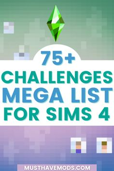 Sims Challenge, Challenge Ideas, Sims Building, Building Ideas, Sims 4 Stories, Sims 4 Gameplay, Play Sims, Sims 4 Characters, Sims Mods