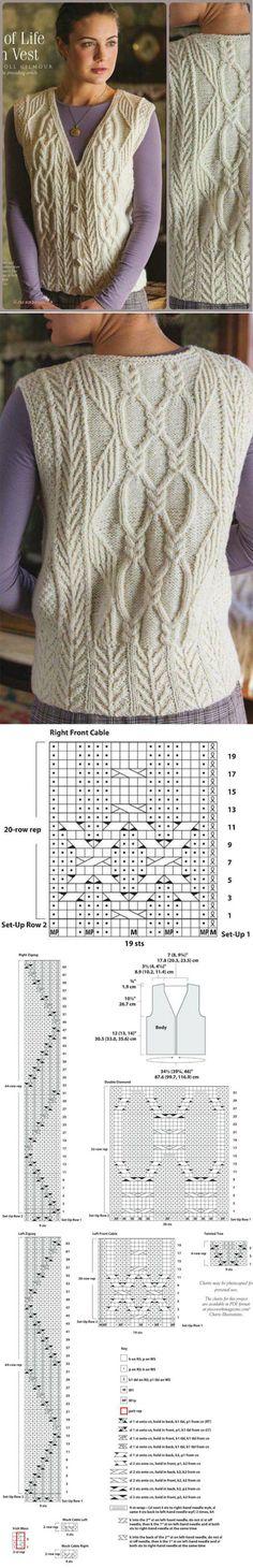 VYAZANIE.SPITSY.BLUZKI, tops, pullovers | Вязание спицами | Постила