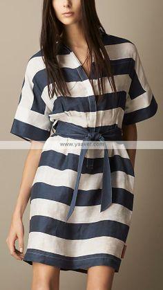 Chuangmei Womens Printed Chiffon Long Sleeve Shirt Button Down OL Blouse  Tops Burberry Dress 6b734073e98