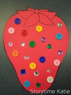 strawberry craft 1