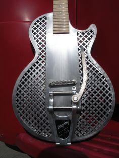 Hamilton Steel Guitar