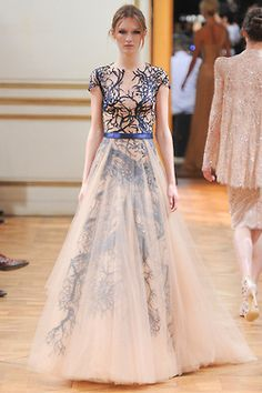 Zuhair Murad, Fall 2013 Couture