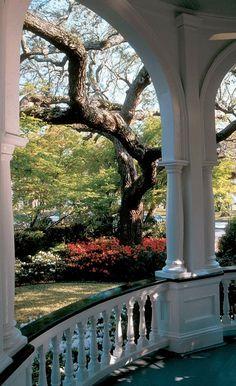 Charleston, S.C. historic house and gardens Found on gviquez.tumblr.com via Tumblr
