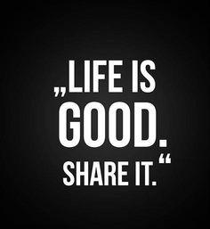 It Is Good ❤