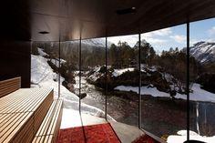 Gallery - River Sauna / Jensen & Skodvin Architects - 10