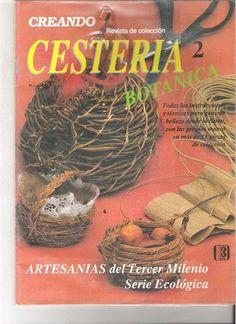 Revistas de Manualidades Para Descargar: Cesteria