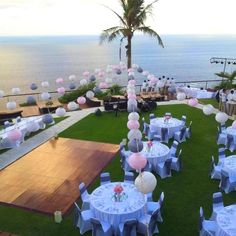 Wedding reception, Bali