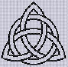 Celtic Pattern 3 Cross Stitch Pattern  | Craftsy