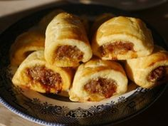 Gluten-free Smoky Sausage Rolls