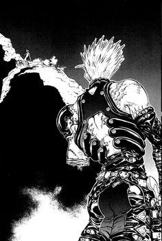 Can we just appreciate Vash in this panel for a second Manga Anime, Read Anime, Manga Art, Anime Art, Blue Exorcist, Cowboy Bebop, Blade Runner, Inu Yasha, Avatar