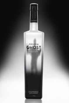 Duch ukryty w butelce wódki