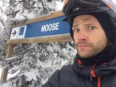 Jared PadaleckiVerified account ‏@jarpad How did they know?!?!  @SkiWhitefish    #moosekateer #whitefish