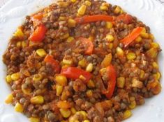 Plats Weight Watchers, Tasty, Yummy Food, Batch Cooking, Vegetable Salad, Thumbnail Image, Food Videos, Entrees, Chili
