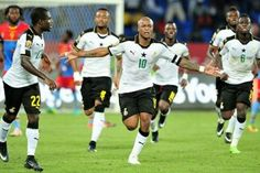 Ayew Admits Ghana Were Second Best Against Cameroon