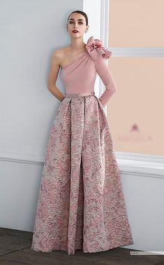 Ideas dress formal summer haute couture for 2019 Elegant Dresses, Cute Dresses, Beautiful Dresses, Casual Dresses, Fashion Dresses, Girls Dresses, Formal Dresses, Vetement Fashion, Skirt Outfits