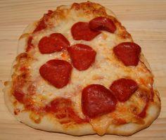 Fast & easy pizza dough