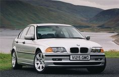 BMW 3-Series Sedan (E46)