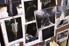 mood board | muhammad ali | raf simons | alexander wang | raised by wolves | adidas | nike | NASA
