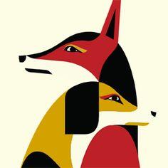 Malika Favre. #illustration, #design