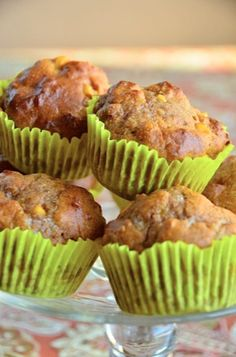 Mexican Muffins by Weelicious   reluctantentertainer.com