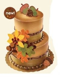 Fall cake decorating kit.Birthday,Graduation,Holidays Cake decorations kits - Cake Decorations. Co