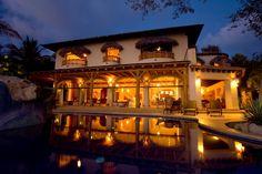 Waterfront Homes | HGTV.com's Ultimate House Hunt | HGTV Enjoy the night life!