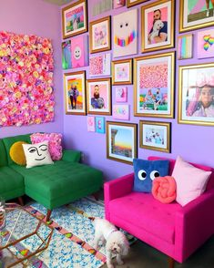 Future Home Interior .Future Home Interior Colourful Living Room, Bright Living Room Decor, Colorful Rooms, Room Paint, Cheap Home Decor, Home Design, House Colors, Colorful Interiors, Room Inspiration