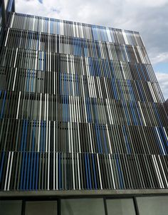 Hunter Douglas Contract at DF Corporation, Specialty Facade Panel