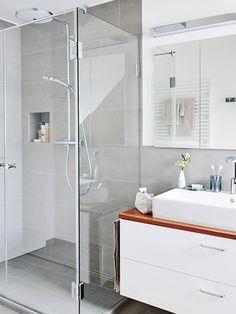 bathroom calvet gris 20x20 cm vives azulejos y gres bathroom ba o pinterest cuarto. Black Bedroom Furniture Sets. Home Design Ideas