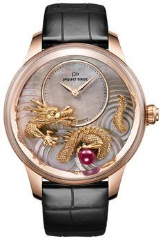 Jaquet Droz Specialties Watches - Exquisite Timepieces