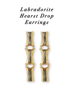 Happy Friday! How fabulous are these Labradorite Hearst Drop Earrings by Dean Davidson? They are the perfect accessory this weekend ✨ Come shop at Andreia Fuzon Jewelry  #deandavidson #andreiafuzonjewelry #labradorite #gold #unique #luxury #beautiful #fabulous