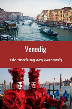Karneval in Venedig (Fotos: picture alliance/Getty Images)