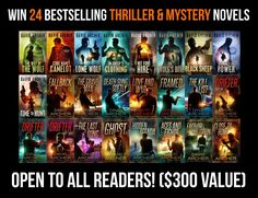 DAVID ARCHER'S CHRISTMAS GIVEAWAY!
