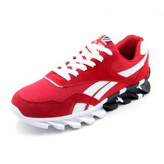 edc1b4afe Spring Autumn Men s Sneakers 2017 Men Running Shoes Trending Sports Shoes  Breathable Trainers Sneakers For Male Plus Size 49 -