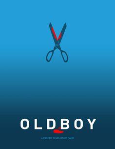 Minimalist Movie Posters 1 by Henry Alvarez, via Behance
