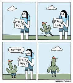 Hilarious Comics With Unexpected Endings By War And Peas - 20 hilarious comics that end with an unexpected twist by war and peas