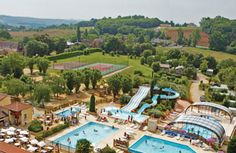 Set in the heart of the beautiful Dordogne, near Sarlat, Camping Les Peneyrals has a spacious pool complex with four pools and two waterslides. A perfect setting for a family holiday, Camping Les Peneyrals is just one of the many camp sites available for booking via Canvas Holidays. This place was GREAT